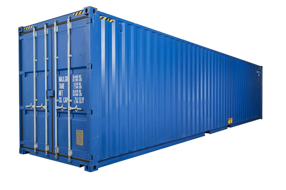 Steel Storage Containers Chesterfield